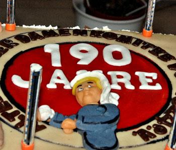 190 Jahre