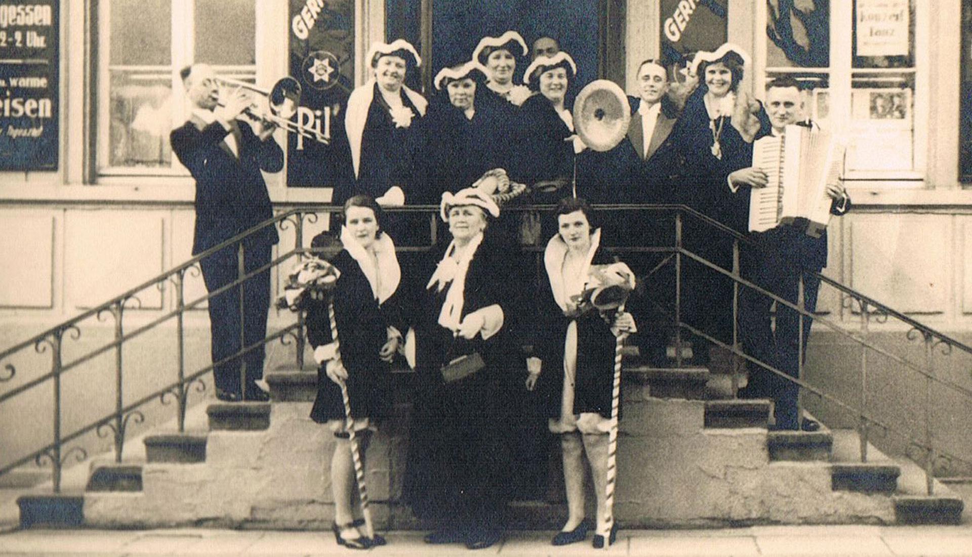 Geschichte Beuler Damenkomitee