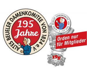 195 Jahre Orden